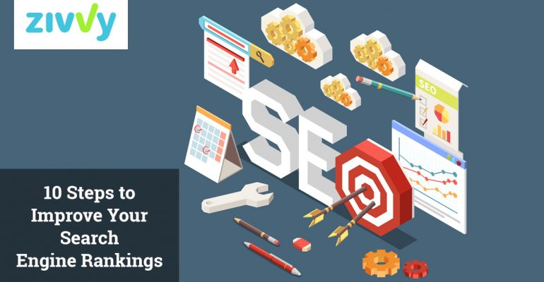 10 Steps to Improve Your Search Engine Rankings